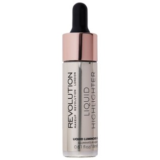 MAKEUP REVOLUTION Liquid Highlighter for summer glow skin
