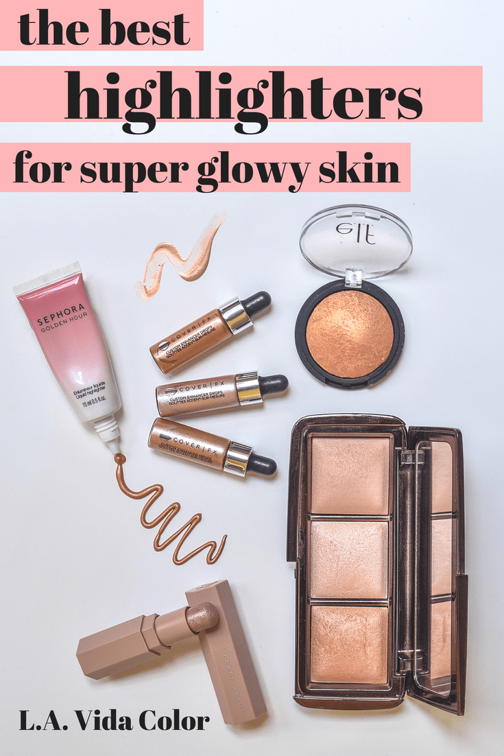 Best highlighters for glowy skin