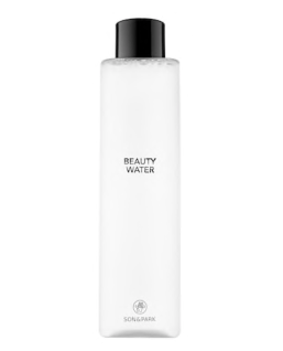 son & park beauty water for oily skin routine