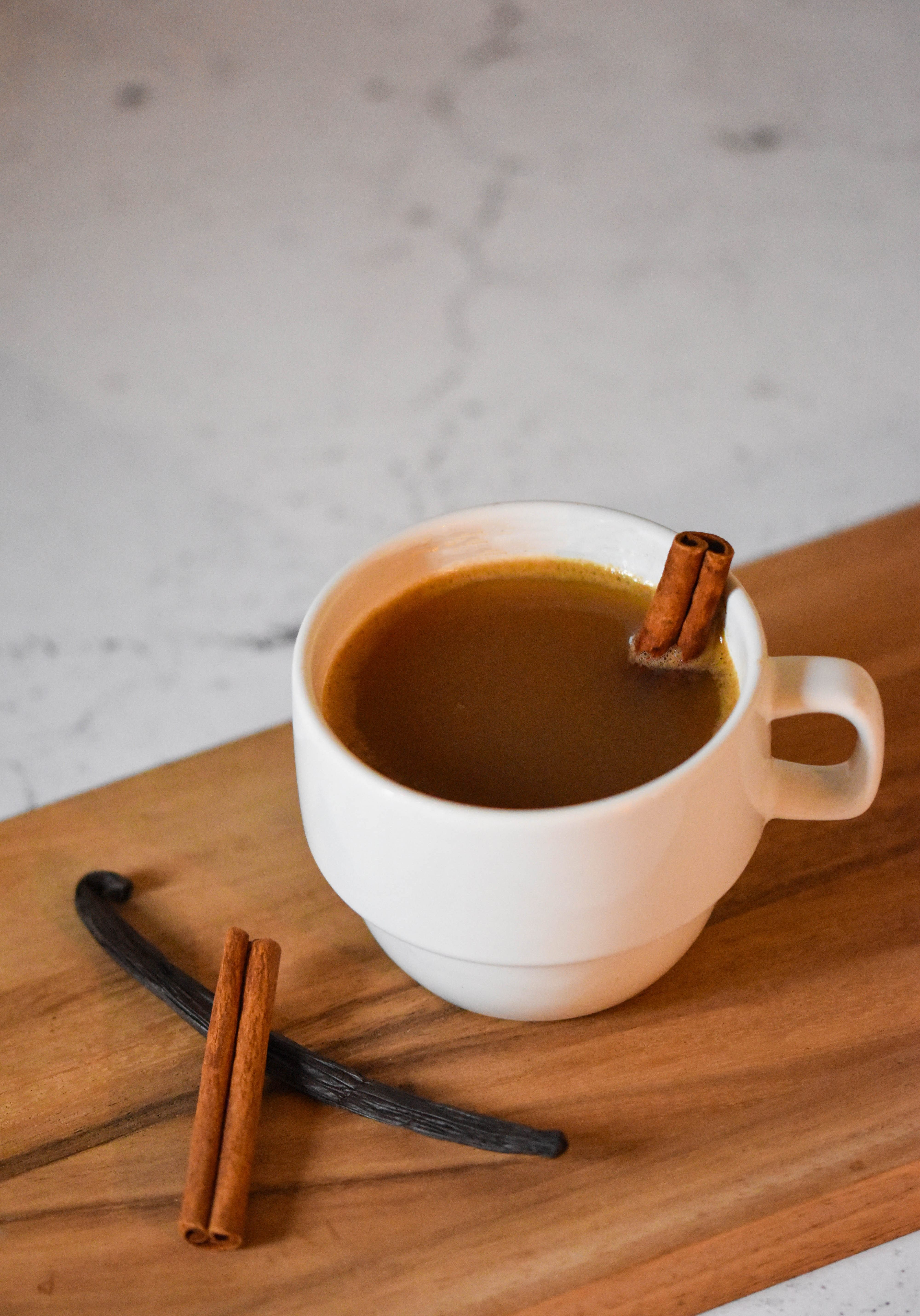 Vanilla Bean Spiced Cider Recipe