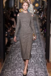 Valentino Fall 2013. Being professional doesn't have to mean looking like a guy.