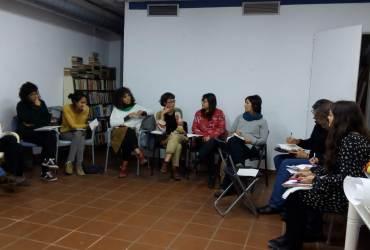 Supervisión de Género 1ª sesión grupo motor – Fase II