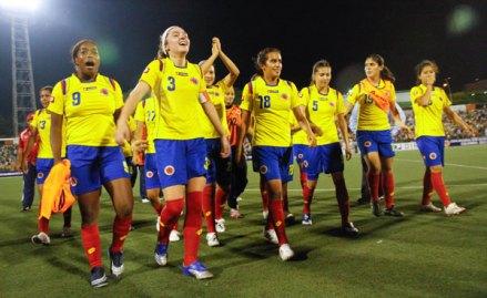 Colombia-Femenina