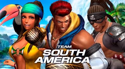KOFXIV_TeamSouthAmerica