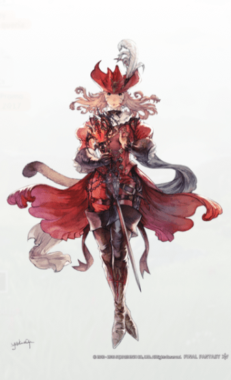 red-mage-ffxiv