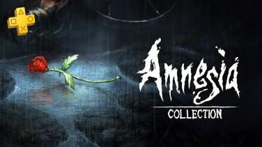 Amnesia La vida es un videojuego