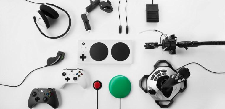 Xbox-Adaptive-Controller-blog-la vida es un videojuego