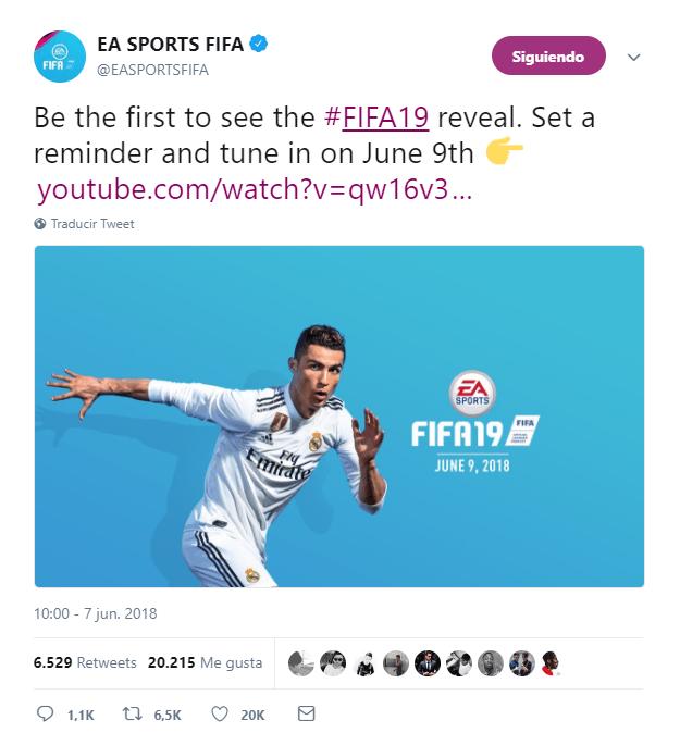 EA SPORTS FIFA - FIFA 19 - CRISTIANO RONALDO - LA VIDA ES UN VIDEOJUEGO
