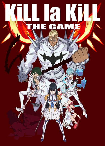 Kill-la-Kill-the-Game_La vida es un videojuego_1