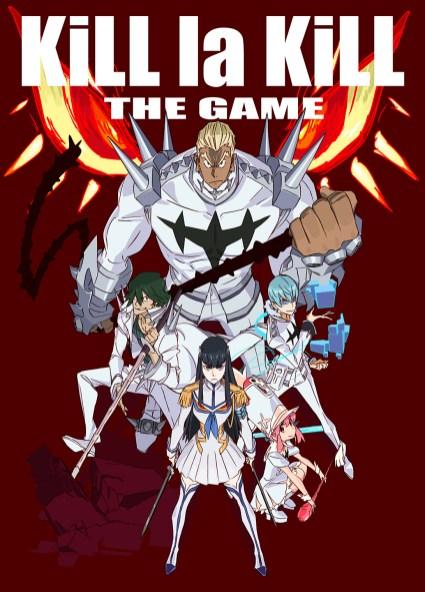 Kill-la-Kill-the-Game_La vida es un videojuego_1