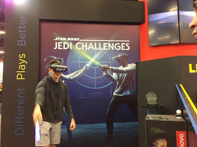 Star Wars Jedi Challenge - La vida es un videojuego-3
