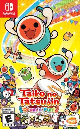 Taiko no Tatsujin Drum n Fun-lavidaesunvideojuego_2
