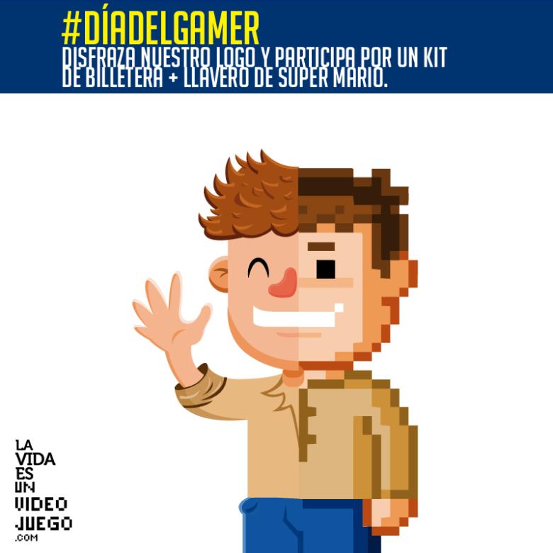 Concurso Día del Gamer_lavidaesunvideojuego