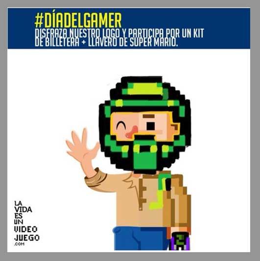 Concurso-Día-del-Gamer---Participantes---La-vida-es-un-videojuego---4