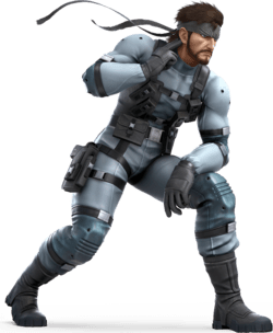 Super Smash Bros. Ultimate_personajes_metalgearsolid_lavidaesunvideojuego_1