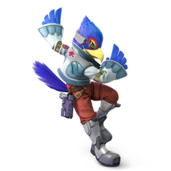 Super Smash Bros. Ultimate_personajes_starfox_lavidaesunvideojuego_3