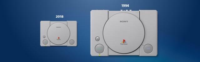 PlayStation Classic-precio-fecha-de-lanzamiento-Colombia-lavidaesunvideojuego