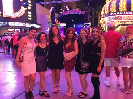 Old Vegas with the Girls