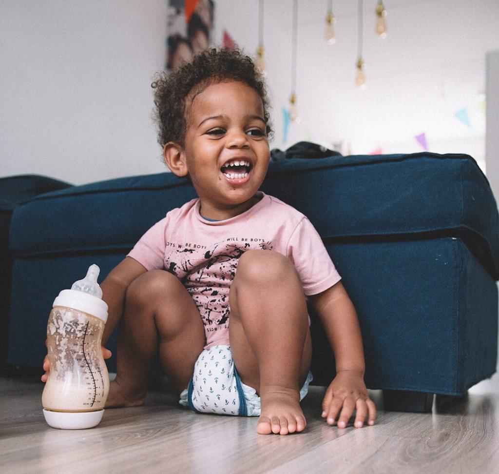 Niño de 2 años