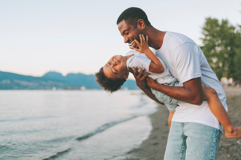 Amor entre Padre e hijo