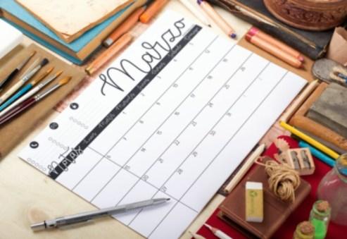 calendar theloveatec