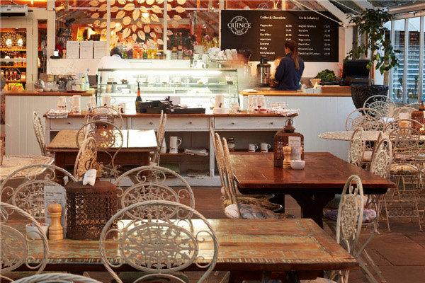 Cafe a warwick avenue