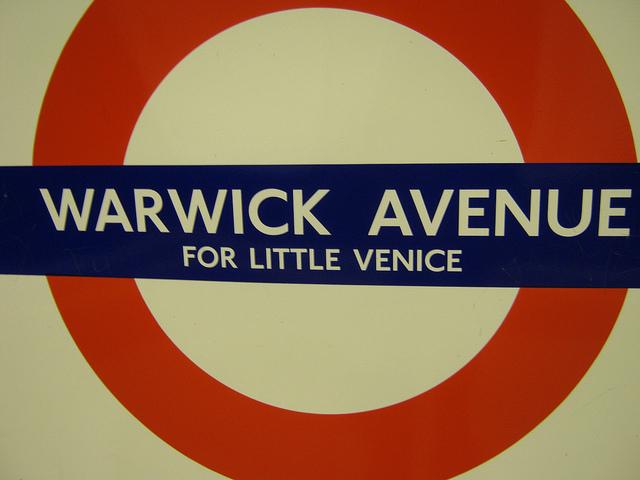 Visiter Londres : Warwick Avenue