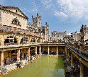 visiter Bath angleterre