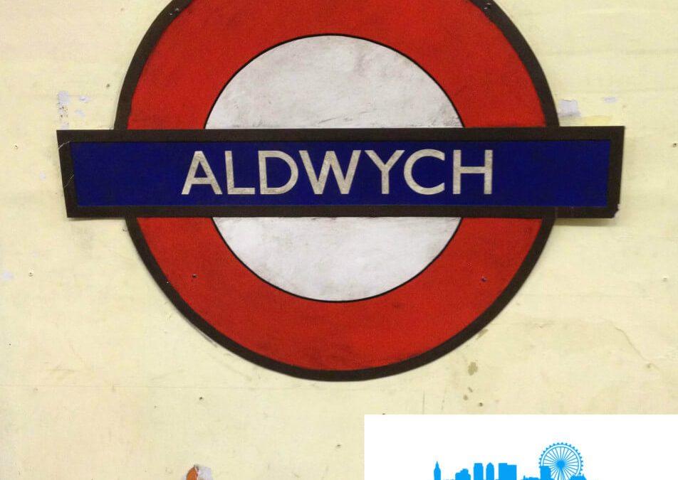 Station de métro abandonnée : Aldwych