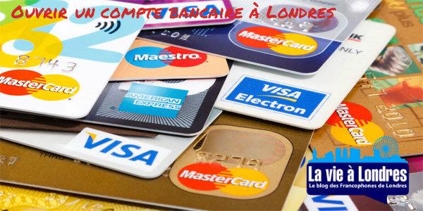 ouvrir un compte bancaire a Londres