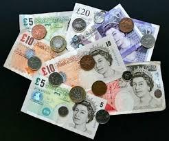 Monnaie Anglaise comment ça marche?