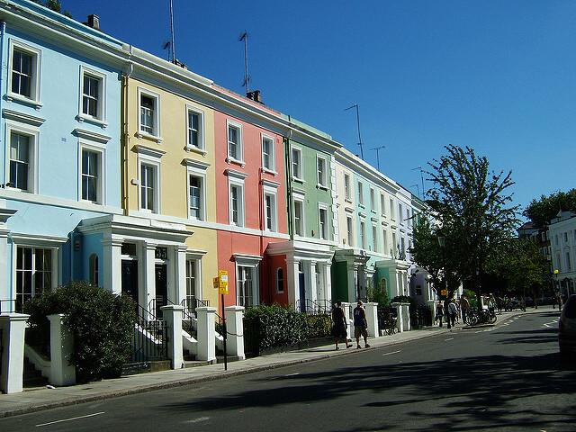visiter notting Hill Londres