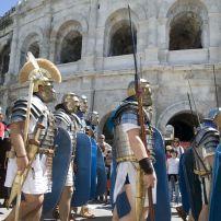 LES JEUX ROMAINS Crédit Ville de Nimes 049