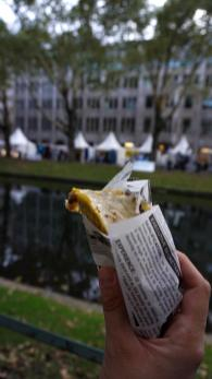 Taco Time at the Düsseldorf Gourmet Festival