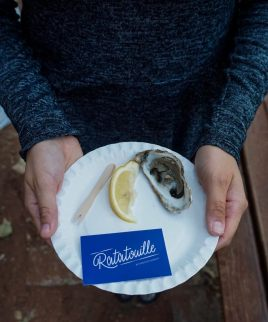 Oyster Love at the Düsseldorf Gourmet Festival