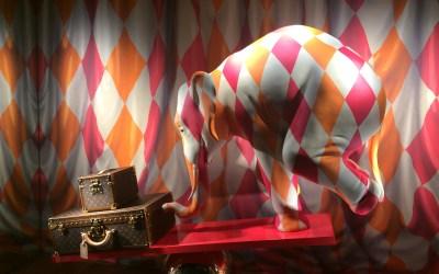 Visite de la Galerie Louis Vuitton à Asnières, un lieu rare et encore confidentiel…