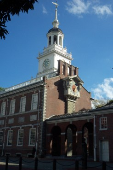 Independance Hall à Philadelphie