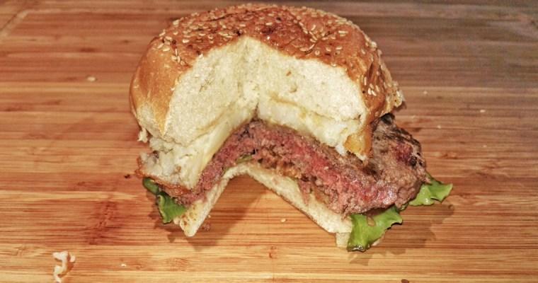 J'ai testé pour vous : le burger forestier – Time Square – Cergy