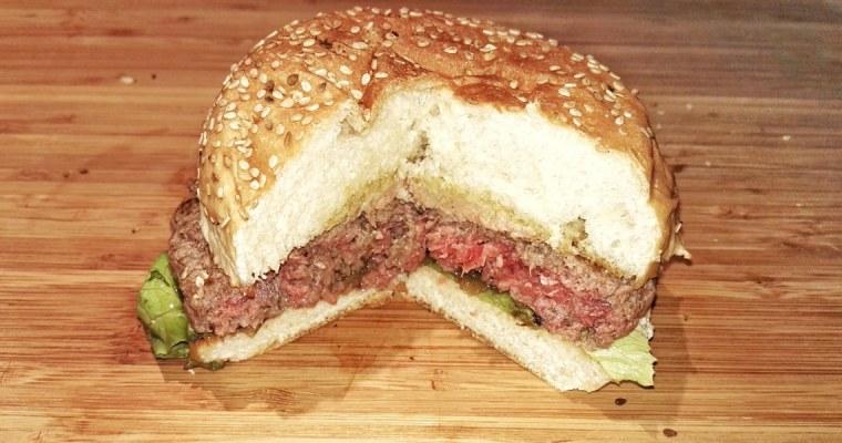 J'ai testé pour vous : le Frenchy burger – Time Square – Cergy