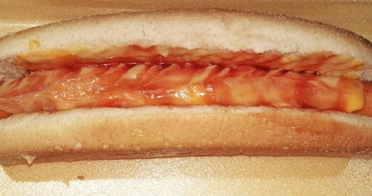 J'ai testé pour vous : le Hot Dog Cheesy – Time Square – Cergy