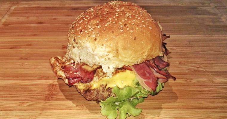 J'ai testé pour vous : The burger – Time Square – Cergy