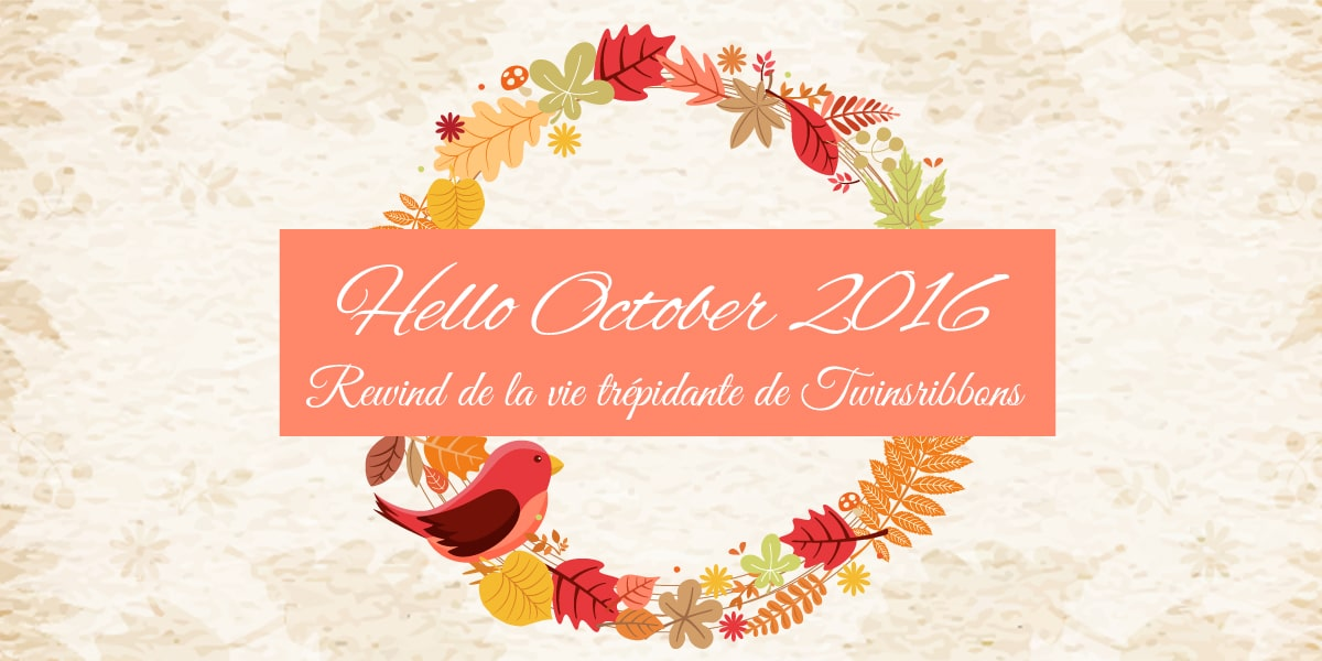 Hello october 2016
