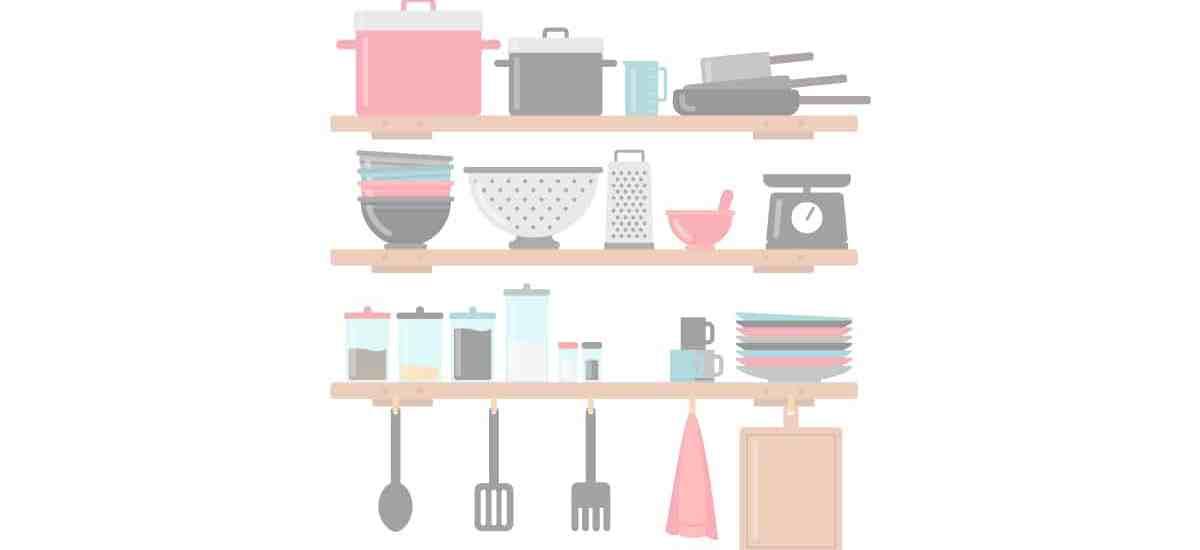 Mon nécessaire pour la cuisine d'un studio ?
