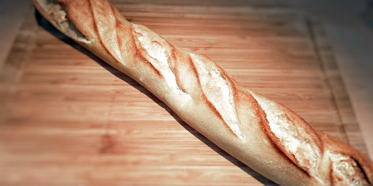 J'ai testé pour vous : la baguette de pain – Boulangerie les délices de la gare – Pontoise