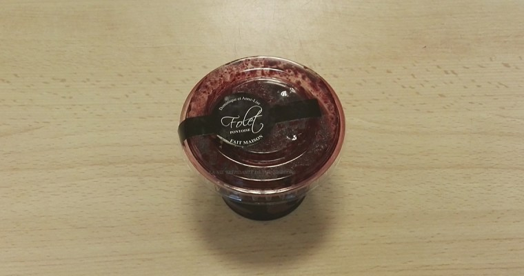 J'ai testé pour vous : la compote aux fruits rouges – Boulangerie Les Délices de la gare – Pontoise