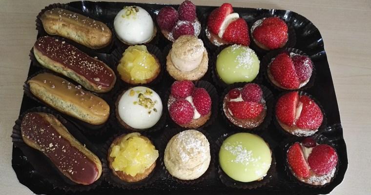J'ai testé pour vous : les mignardises sucrées – Boulangerie Les Délices de la gare – Pontoise