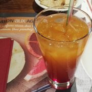 cocktail multifruits sans alcool – courtepaille