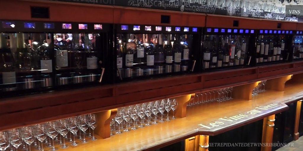buffet vins - les grands buffets de Narbonne