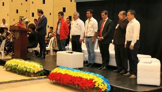 Administración departamental ya entregó a Consejo Territorial de Planeación anteproyecto del Plan de Desarrollo de Cundinamarca. Prensa Gobernación.
