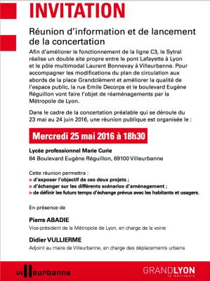 Concertation boulevard Eugène Réguillon & rue Emile Decorps: à vous de jouer !
